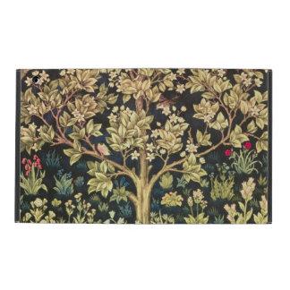 William Morris Tree Of Life Vintage Pre-Raphaelite iPad Folio Case