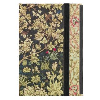 William Morris Tree Of Life Vintage Pre-Raphaelite iPad Mini Case