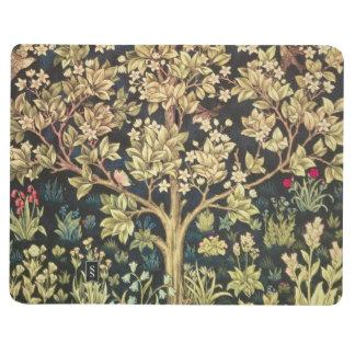 William Morris Tree Of Life Vintage Pre-Raphaelite Journal