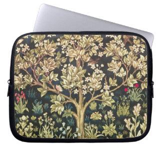 William Morris Tree Of Life Vintage Pre-Raphaelite Laptop Sleeve