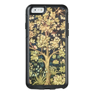 William Morris Tree Of Life Vintage Pre-Raphaelite OtterBox iPhone 6/6s Case