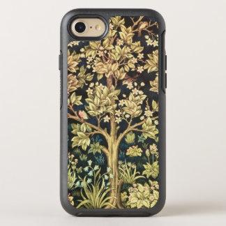 William Morris Tree Of Life Vintage Pre-Raphaelite OtterBox Symmetry iPhone 8/7 Case