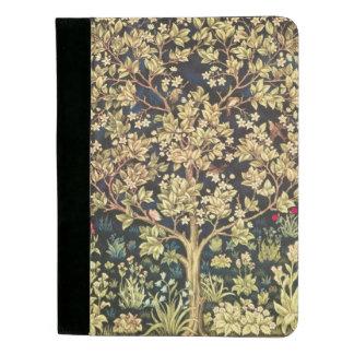 William Morris Tree Of Life Vintage Pre-Raphaelite Padfolio