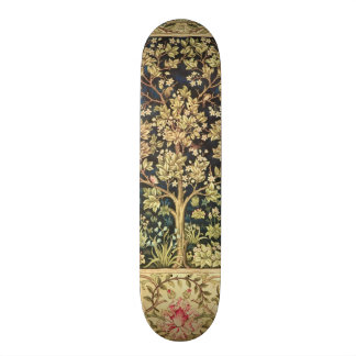 William Morris Tree Of Life Vintage Pre-Raphaelite Skateboard