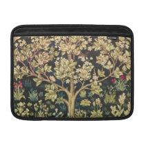 William Morris Tree Of Life Vintage Pre-Raphaelite Sleeve For MacBook Air
