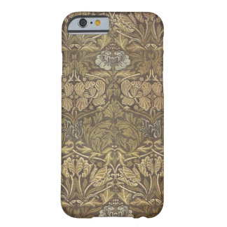 William Morris Tulip and Rose Pattern Barely There iPhone 6 Case