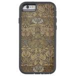 William Morris Tulip and Rose Pattern iPhone 6 Case