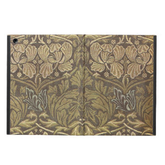 William Morris Tulip and Rose Pattern Cover For iPad Air