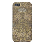 William Morris Tulip and Rose Pattern iPhone 5 Covers