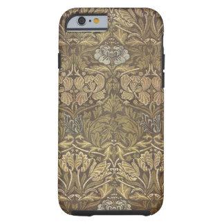 William Morris Tulip and Rose Pattern Tough iPhone 6 Case