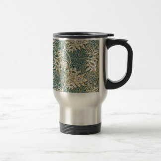 William Morris Tulip and Willow Travel Mug