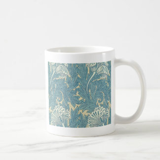 William Morris Tulip Coffee Mug
