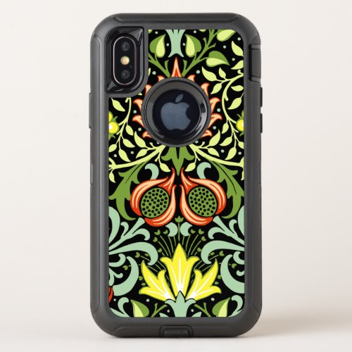 William Morris Vintage Floral Phone Case