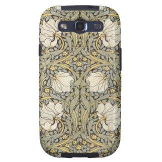 William Morris Vintage Flowers Samsung Galaxy SIII Cases