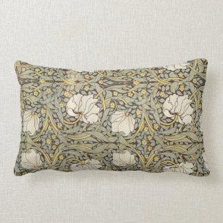 William Morris Vintage Flowers Lumbar Pillow