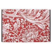 "William Morris vintage pattern - Arcadia iPad Pro 12.9"" Case"