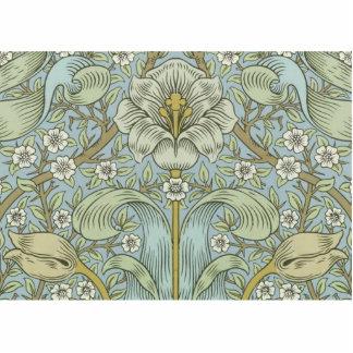 William Morris Vintage Spring thicket Floral Desig Photo Cutouts