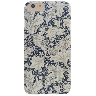 William Morris Wallflower Design Floral Vintage Barely There iPhone 6 Plus Case