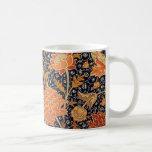 William Morris Wallpaper Cray Design Mugs