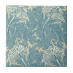 William Morris Wallpaper Design on Tile