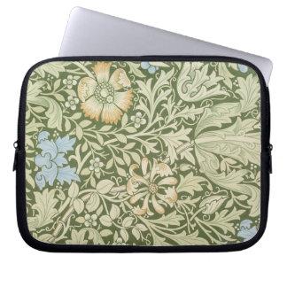 William Morris Wallpaper Designs Laptop Sleeves
