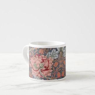 William Morris Wallpaper Designs Espresso Cups