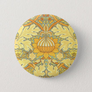 William Morris Wallpaper for St. James Place Button