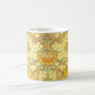 William Morris Wallpaper for St. James Place Coffee Mug