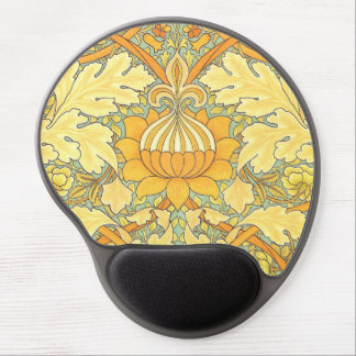 William Morris Wallpaper for St. James Place Gel Mouse Pad