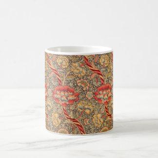 William Morris Wandle para el diseño de la zaraza Taza