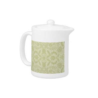 William Morris Wedding Lace Teapot