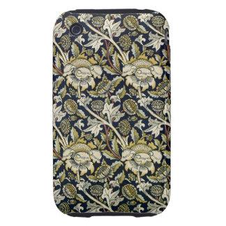 William Morris Wey Chintz iPhone 3 Tough Cover