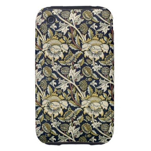 """William Morris """"Wey Chintz"""" iPhone 3 Tough Cover"""