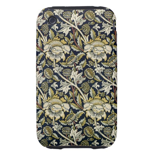 "William Morris ""Wey Chintz"" Tough iPhone 3 Case"
