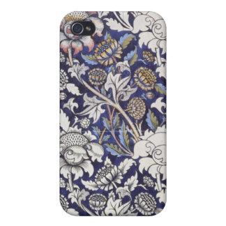 William Morris Wey iPhone 4 Carcasas