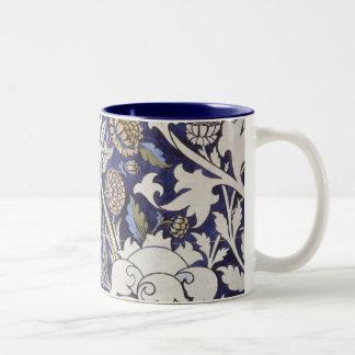 william morris wey mugs