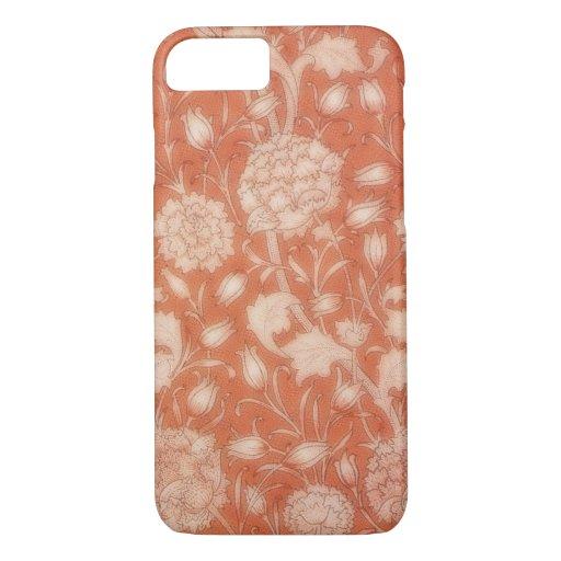 William Morris Wild Tulip Vintage Floral iPhone 8/7 Case