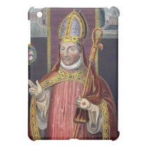 William of Wykeham (1325-1404) (colour litho) Case For The iPad Mini