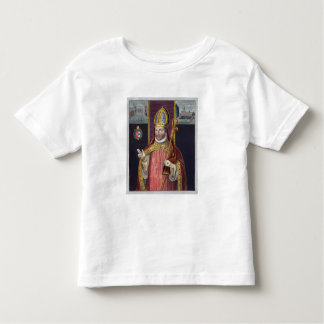 William of Wykeham (1325-1404) (colour litho) Toddler T-shirt