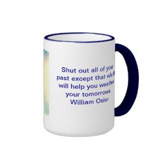 William Osler quote mug