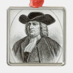 William Penn  engraved by Josiah Wood Whymper Ornament