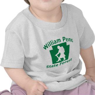 William Penn SF Hiker (female) - Infant T-shirt