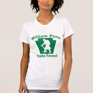 William Penn SF Hiker (female) - Women's Light T Tshirts