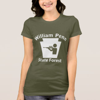 William Penn SF Hunt - Women's Dark T-shirt