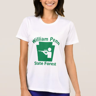 William Penn SF Hunt - Women's Microfiber T T-Shirt