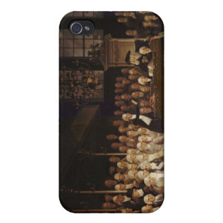 William Pitt addressing the House iPhone 4 Cover