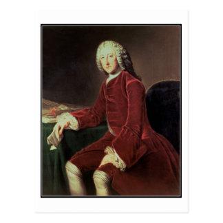 William Pitt the 'Elder', later 1st Earl of Chatha Postcard
