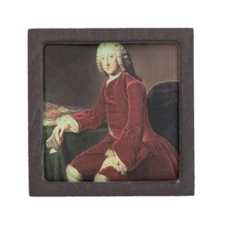 William Pitt the 'Elder', later 1st Earl of Chatha Premium Keepsake Boxes