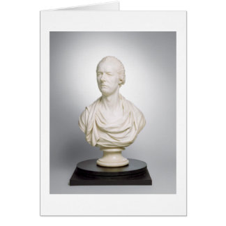 William Pitt the Younger (1759-1806) 1807 (marble) Card