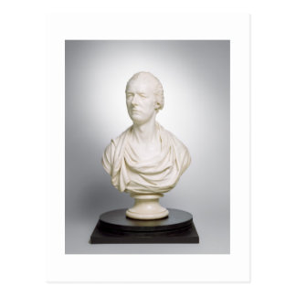 William Pitt the Younger (1759-1806) 1807 (marble) Postcard